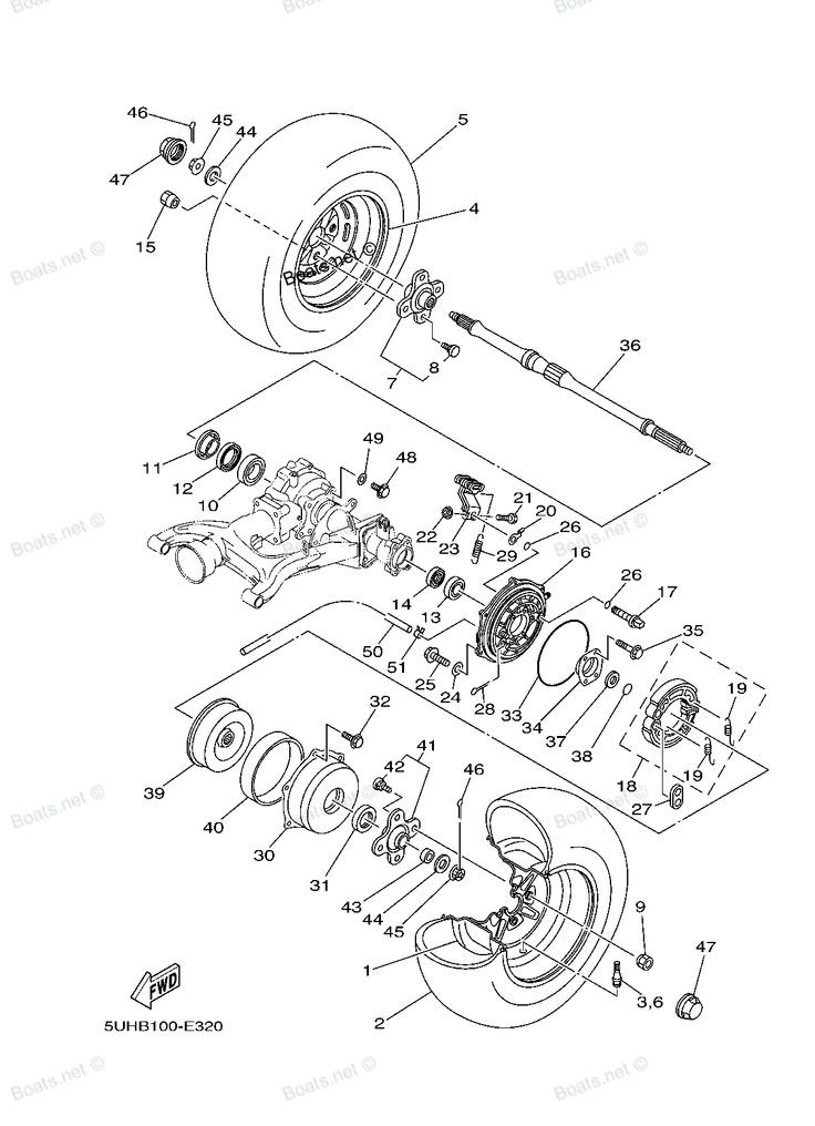 1999 Yamaha Warrior 350 Wiring Diagram Diagram Auto Wiring Diagram