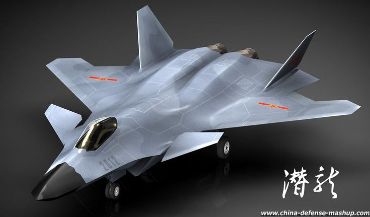 China's 5th Generation Stealth Fighter | Stealth ...