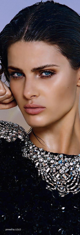 Isabeli Fontana Vogue August 2014- ♔LadyLuxury♔
