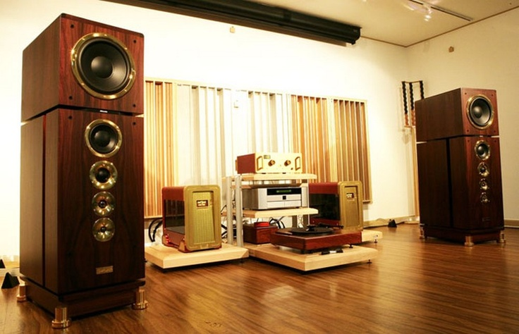 Wizard High-End Audio Blog: Setup: Dynaudio Consequence ...