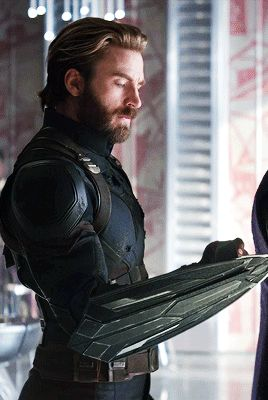 Steve is going to be the death of me in IW