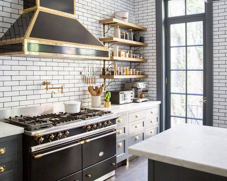 See more images from 13 amazing kitchen design ideas on domino.com