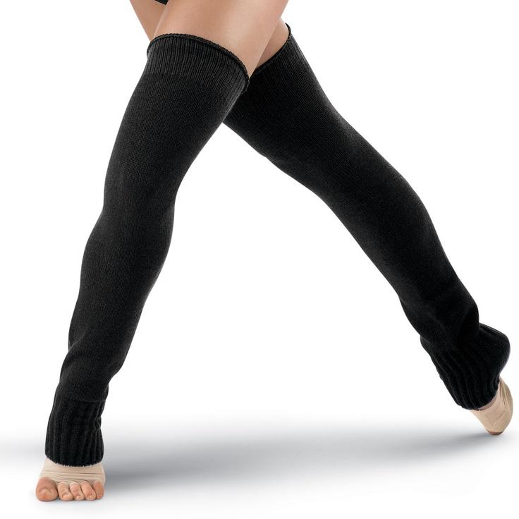 Stirrup 36 Inch Ballet Legwarmers; USD8.95 Knit leg warmer Pinterest