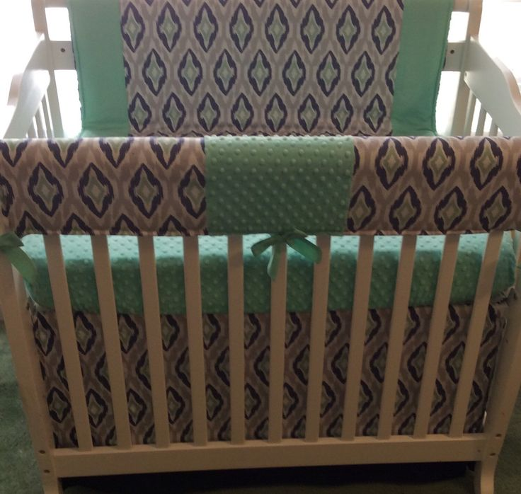 Best 25 Mini Crib Bedding Ideas On Pinterest