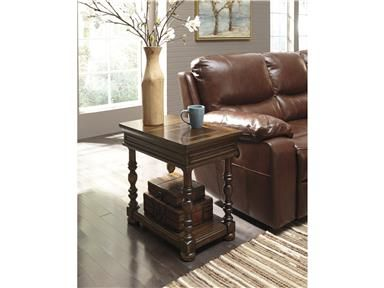 Shop For Signature Design By Ashley Chair Side End Table, T638 7, And Other  Living Room Tables At Douds Furniture In Plumville, PA.