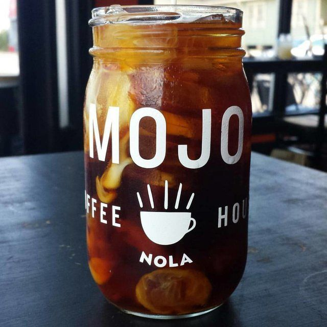 Mojo Coffee House in New Orleans