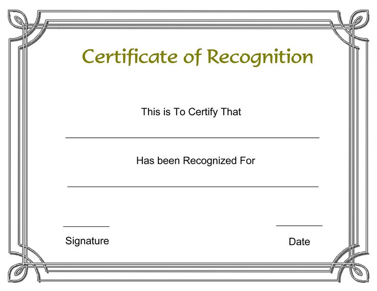 Image result for award certificates free