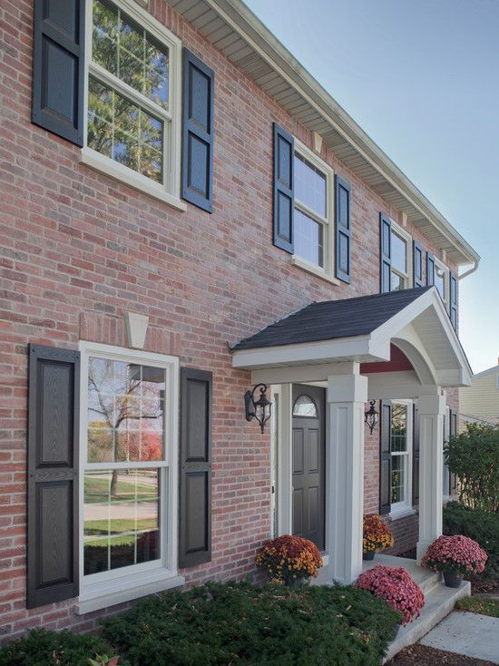 1000 ideas about portico entry on pinterest porticos for Porticos design