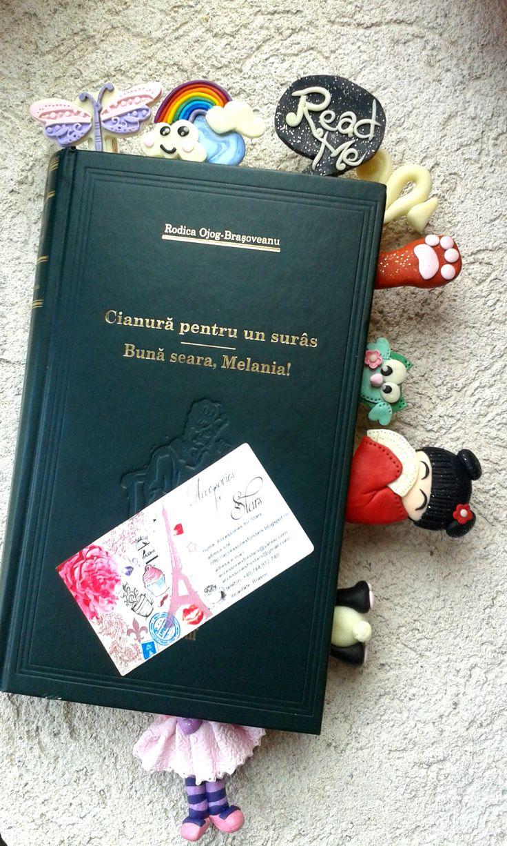 http://accessoriesforstars.blogspot.ro/p/cercei.html #bookmarks #polymer #original #unique #books #bookmark #accessoriesforstars
