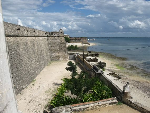 UNESCO World Heritage Site, Island of Mozambique