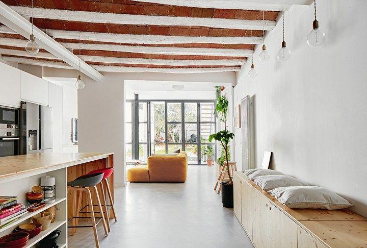 Post: Casa unifamiliar en Sabadell --> blog decoración nórdica, Casa unifamiliar en Sabadell, decoración interiores, diseño interiores, estilo mediterráneo, estilo nórdico, Reformas Barcelona, rehabilitación casas