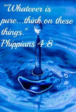 Finally, brethren, whatsoever things are true, whatsoever things are honest…