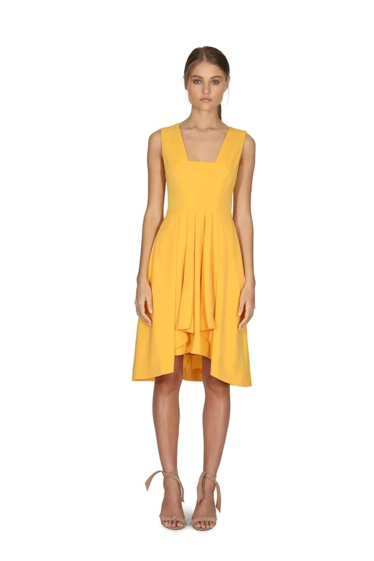 Cooper St - Agyness Fit And Flare Dress