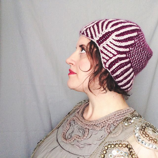 Ravelry: Madness pattern by Lesley Anne Robinson