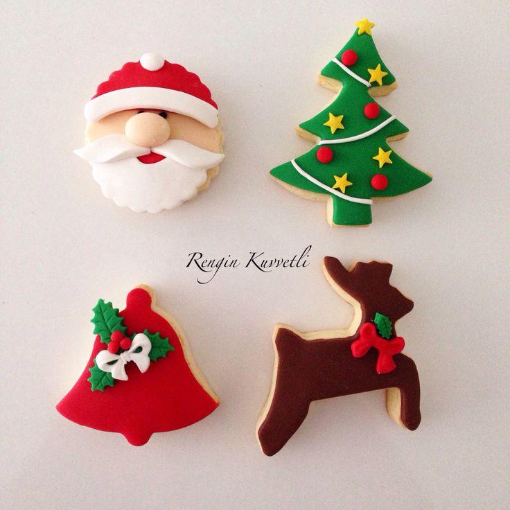 Yılbaşı Kurabiyeleri / Christmas Cookies