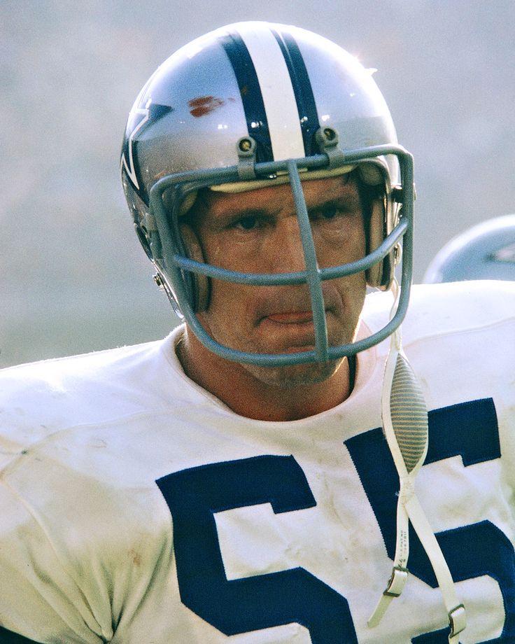 11... Lee Roy Jordan - LB - Dallas Cowboys -  #55