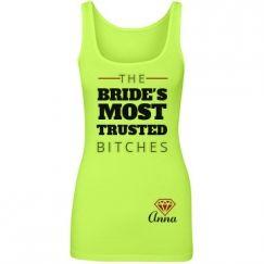 Custom Bachelorette Party Shirts, Tank Tops, & More For my girls @shannon @tahnee @amber @tawnie @britt @christa @maddie