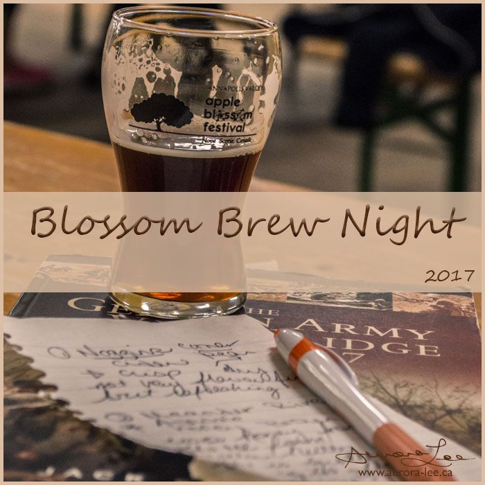 Blossom Brew Night - Craft beer & cider tasting evening featuring Bulwark, Roof Hound, Schoolhouse, Noggins, Meander River & Horton Ridge