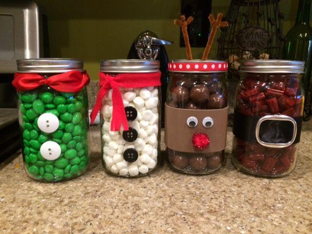 how to make a santa suit mason jar