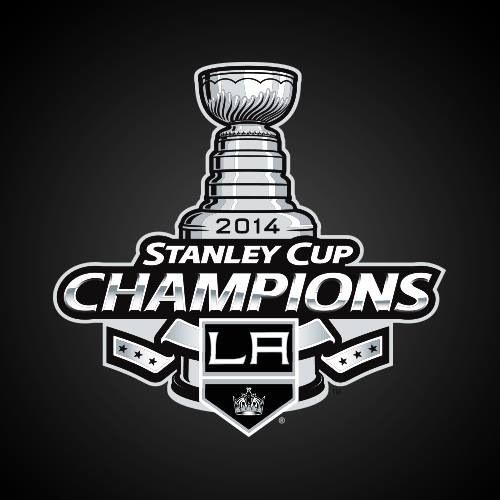 Your 2014 Stanley Cup Champions The Los Angeles Kings Woo Hoo