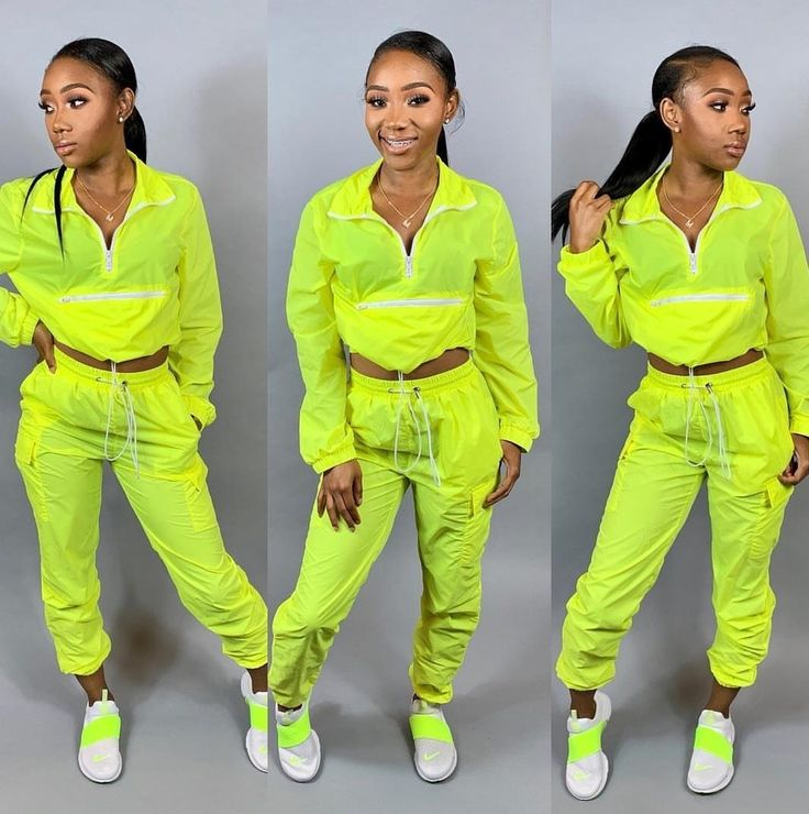 Tracksuit neon colors 2