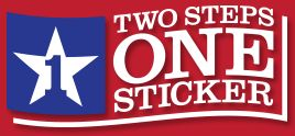 Two Steps. One Sticker. Texas DMV  how to get a Texas vehicle  inspection  sticker with new laws in effect