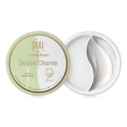 Pixi and Caroline Hirons Double Cleanser