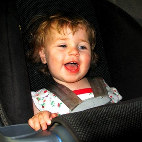 The Federal Aviation Administration recommends that parents who fly with children use an approved child-restraint system or child-restraint device. A child-restraint system is approved for use in a ...