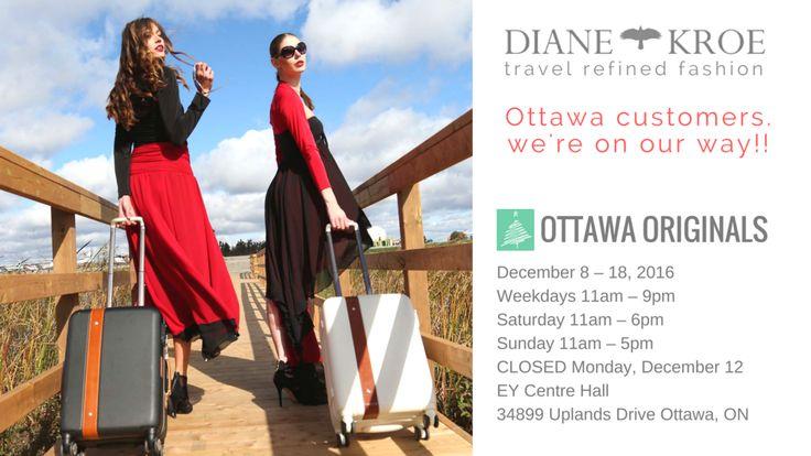 Diane Kroe Ottawa Originals Show