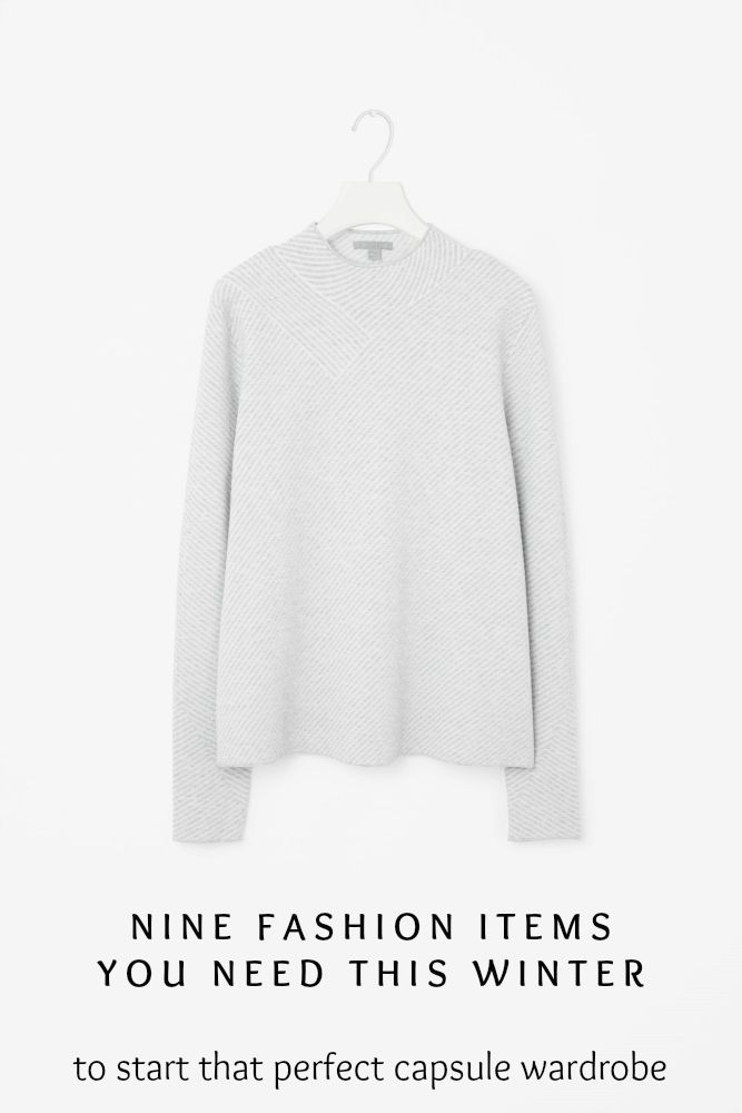 Nine fashion items you need this Winter to start that perfect capsule wardrobe » www.chaintwenty.com