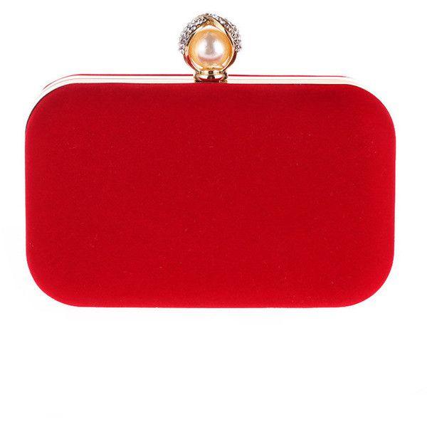 Best 25  Red clutch bags ideas on Pinterest