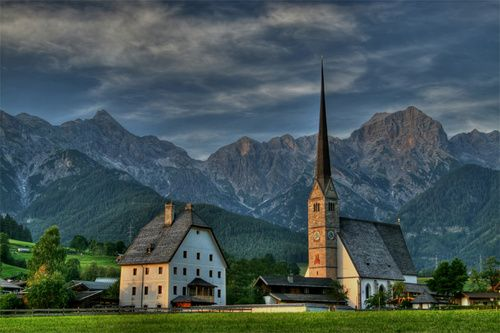 austrian towns and villages | Austria, Western Europe - City, Town and Village of the world
