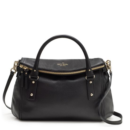 kate spade   leather handbags - cobble hill small leslie