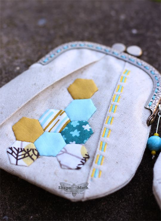 Shape Moth: Zakka Style Sew Along :: Week 22 - Pleated Coin Purse - my purse frames just came yesterday (six bucks for two and free shipping from Hong Kong!) so I am set to make a few of these - I'll post a pic when I'm done!