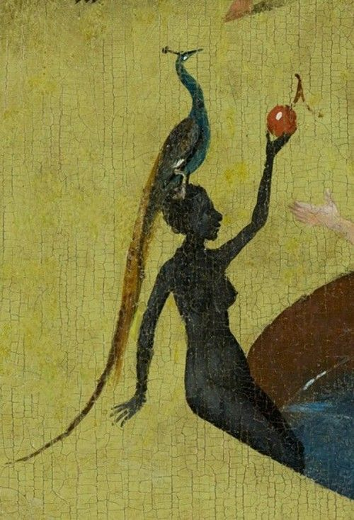 Detail from The Garden Of Earthly Delights, Hieronymus Bosch, 1490 - 1510
