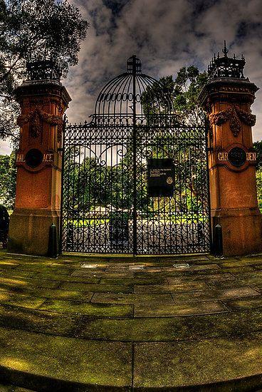 The Garden Palace Royal Botanical Gardens Sydney