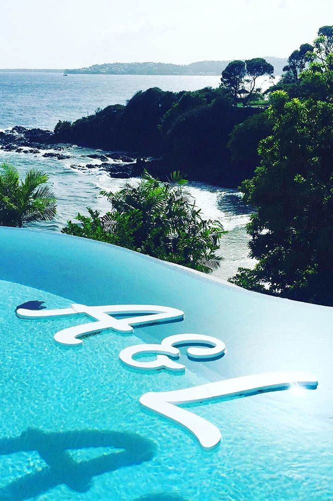 Pool Wedding Ideas pool decoration inspired 15 Pool Decor Ideas For Your Backyard Wedding