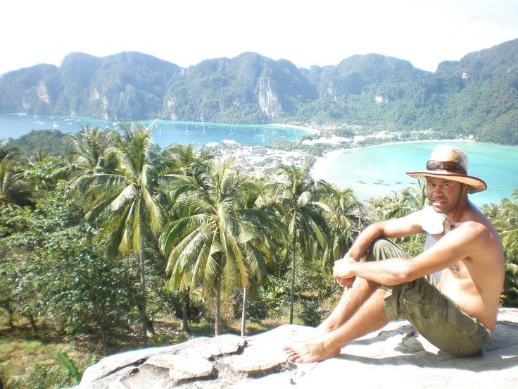 Viewpoint, Koh Phi Phi. Thailand