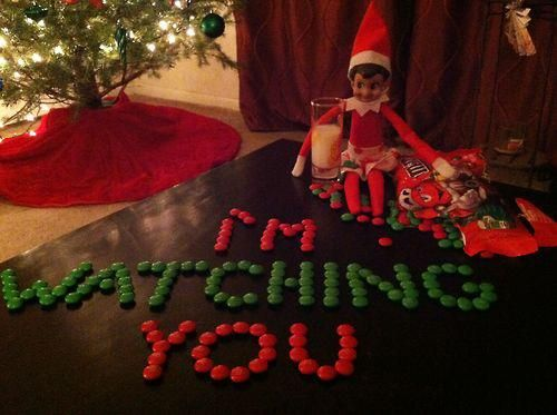 Naughty Elf On The Shelf | Creepy, Evil, Genius - Elf On The Shelf Facebook Advertising | Chad ...