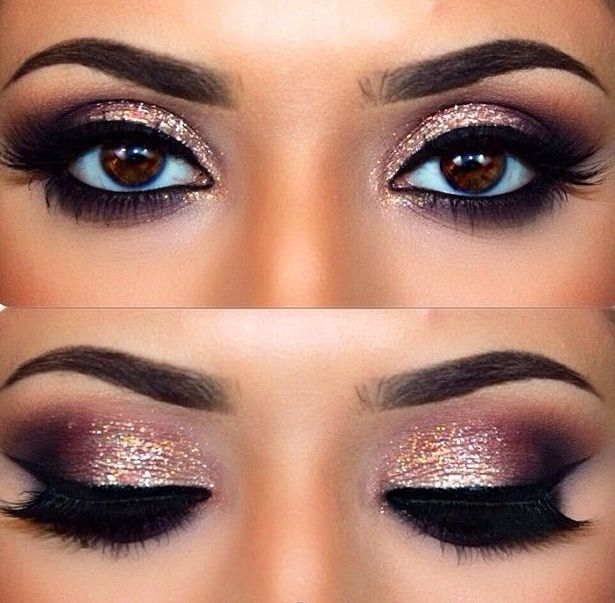 Sparkle and shine Bold Eyeshadow Looks To Inspire Your ...