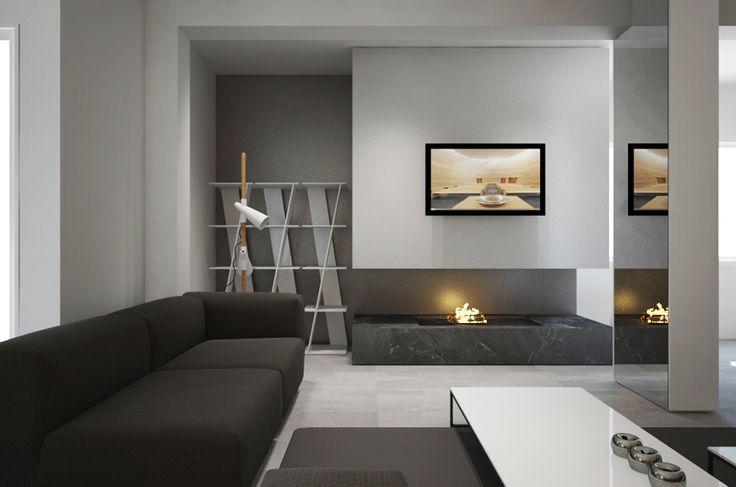 Ανακαίνιση διαμερίσματος   E-flat   Πάφος   iidsk     Interior Design & Construction