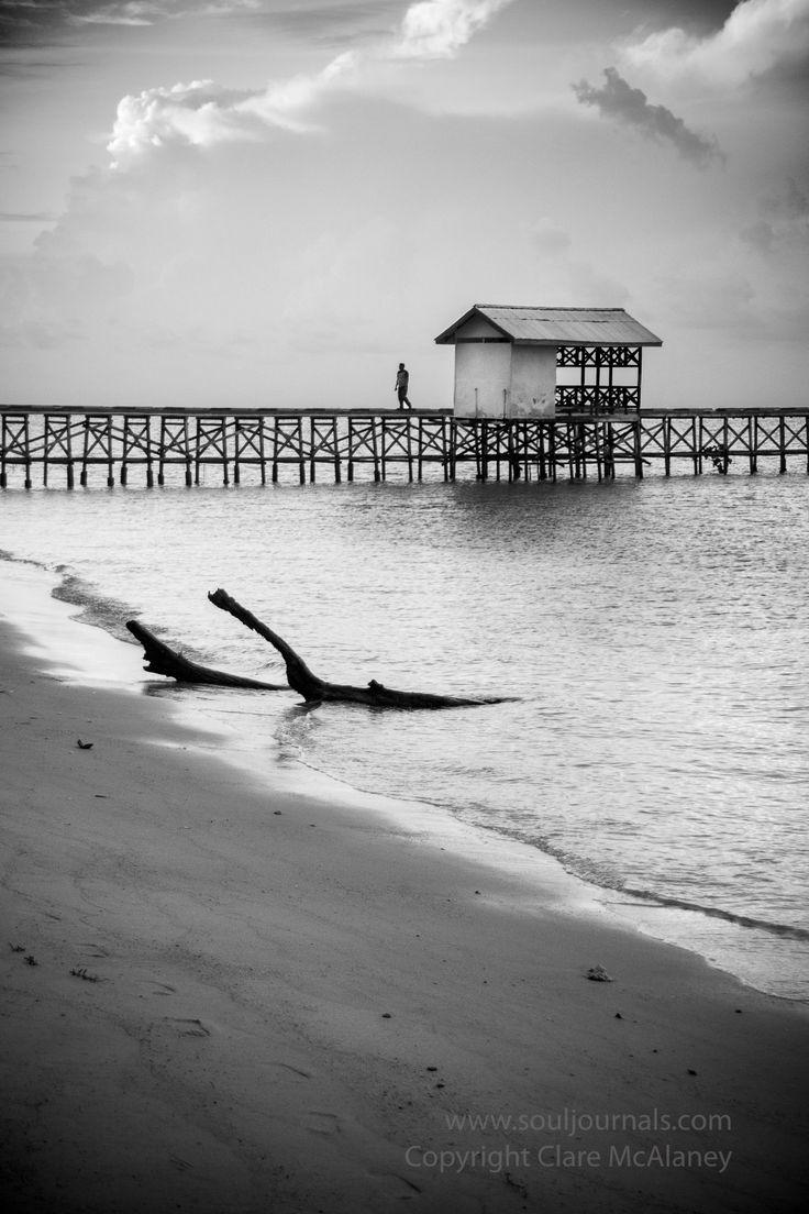 Rising at dawn is worth it - Pulau Karimata, Borneo