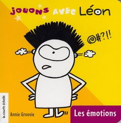 Léon est dans tous ses états ! En tournant les pages, amusez-vous à reconstruire Léon et découvrez les animaux, les métiers, les sports, les émotions.