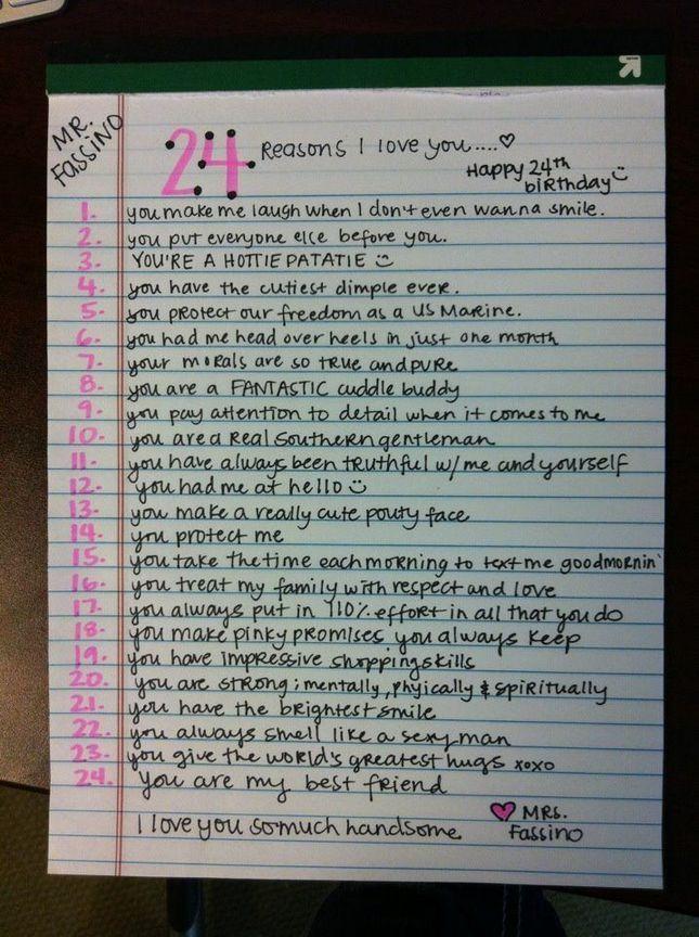 Valentinstaggeschenke für ihn, die zeigen, wie sehr Sie ihn lieben 26 #lieben #…