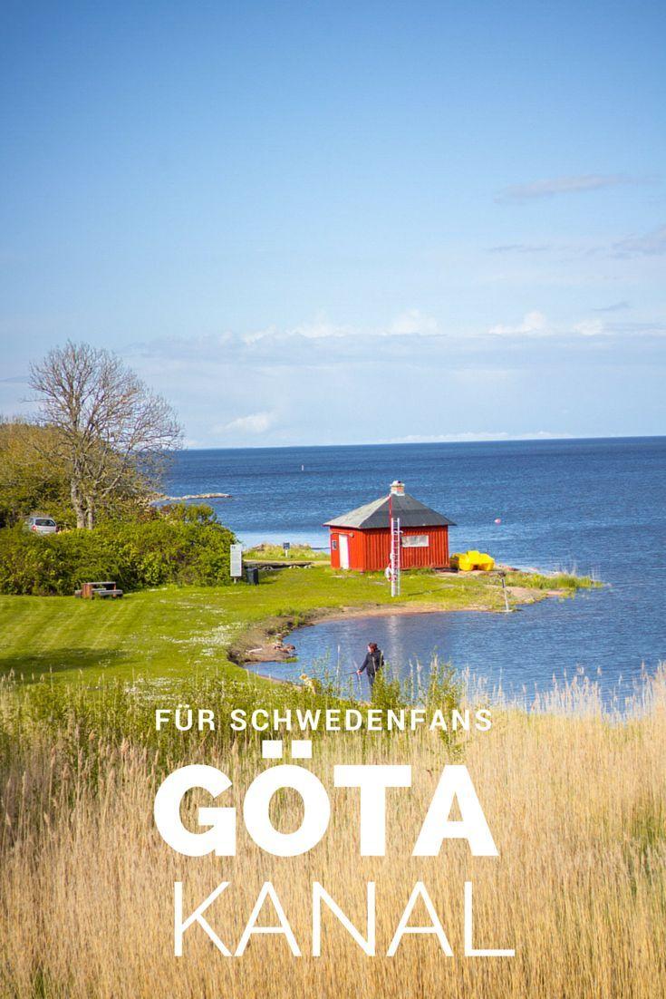 Für Schwedenfans: Der Göta-Kanal