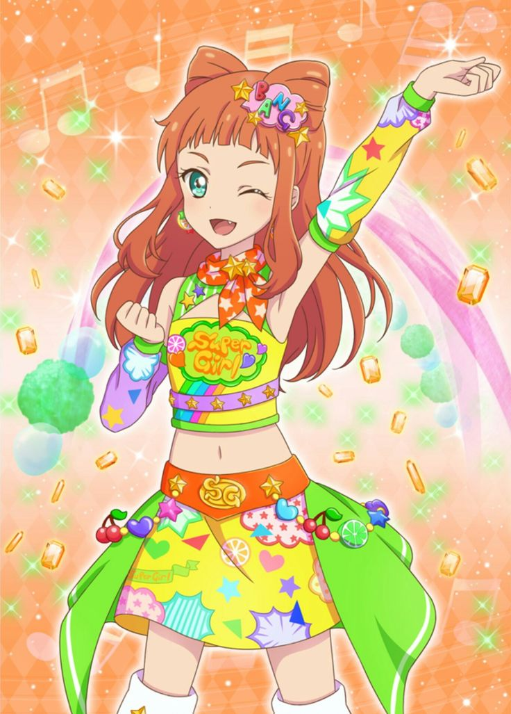 533 Best Images About Aikatsu Stars On Pinterest Winter