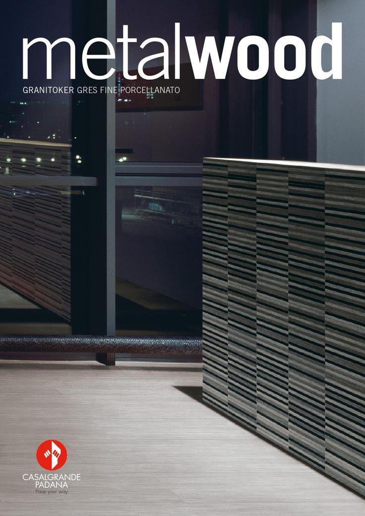 Metalwood catalogo