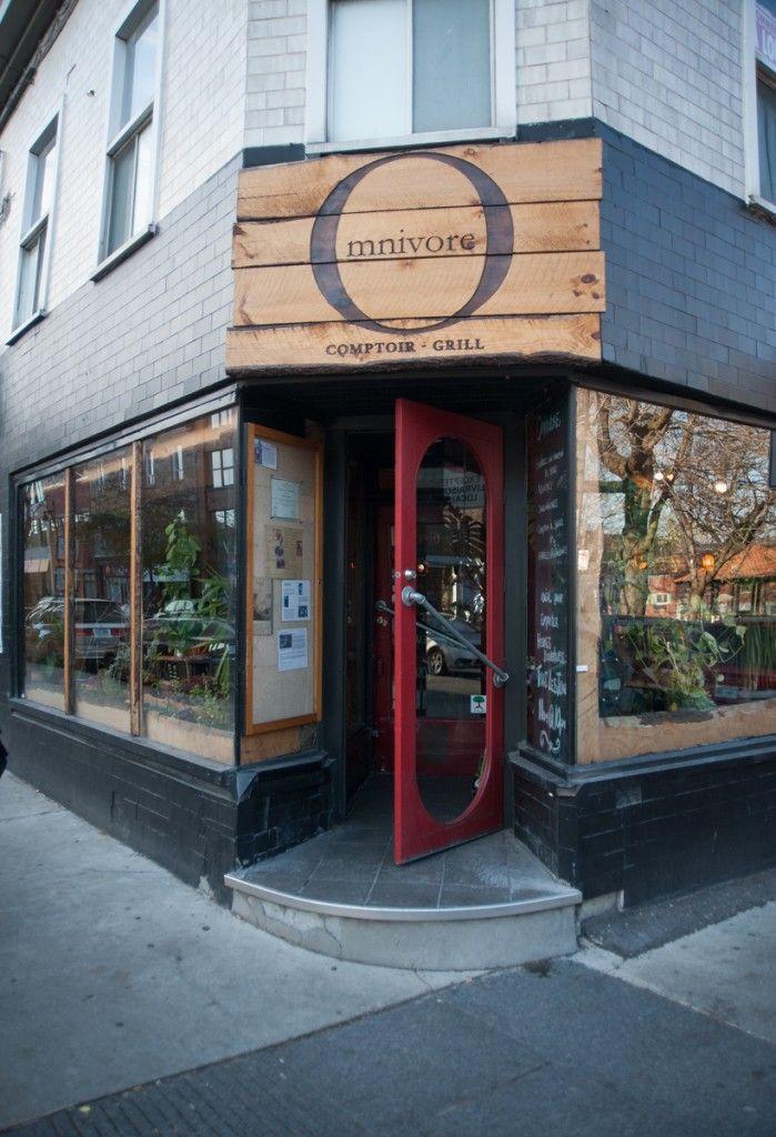 Que faire à Montréal: week-end découverte (Detour Local) -> Omnivore, un de nos nombreux arrêts saveurs www.detourlocal.com/montreal-week-end-quoi-faire/