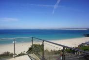 Stunning panoramic sea views from Oceania in St Ives, Cornwall  #selfcatering