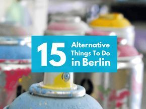 Alternative Berlin is full of interesting, weird, and quirky things to do. Here's a list of the best alternative tours, attractions, and sights.